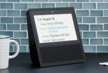 Introducing the All-New Echo Show