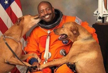 We Chatted With the World's Coolest Astronaut About Inspiring Kids and Sending Dogs to Space