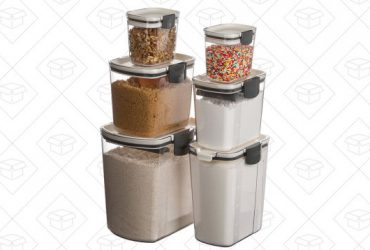 The Smartest Food Storage Containers You've Ever Seen Have Never Been Cheaper