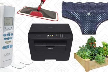 Sunday's Best Deals: Brother Printer, TENS Massagers, Garden Bed, and More