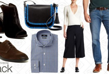 Here We Go Again: It's Clear the Rack Time at Nordstrom Rack