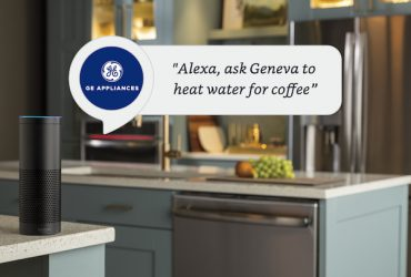 GE Appliances' 'Super-Skill' for Alexa Enables Voice Control of Multiple Appliances