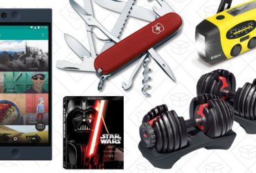 Today's Best Deals: Dad Gifts, Nextbit Robin, Star Wars, and More