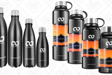 Keep Your Favorite Drink Hot or Cold All Day Long With Amazon's Alpha Armur Gold Box