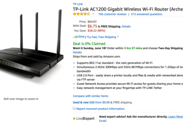 Umm, Amazon's Selling Routers and Range Extenders For $7 Or Less, For Some Reason