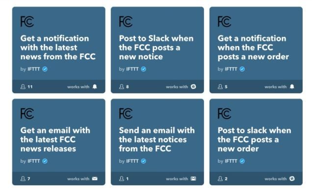 Use IFTTT To Stay Informed on Government News