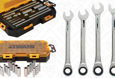 Take Your Pick of Eight DEWALT Mechanics Tool Set Deals, Today Only on Amazon