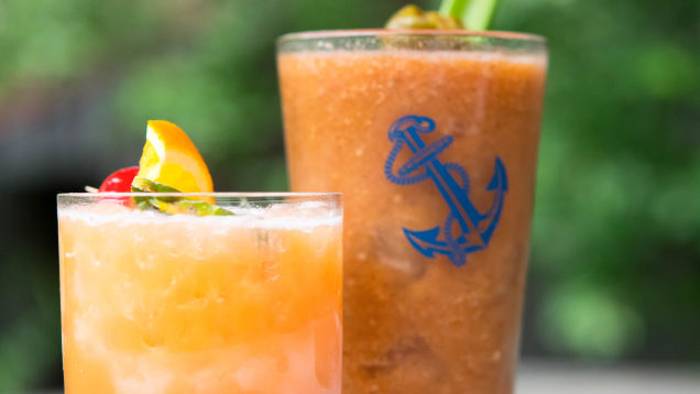 This Is the Weekend You Make Grilled Cocktails