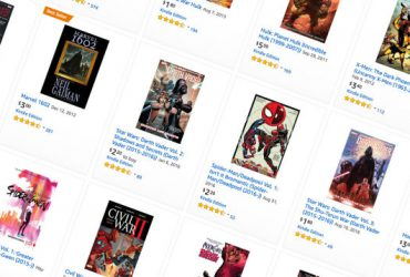Amazon Just Discounted Thousands of Marvel Digital Comics To a Few Bucks Each, For Some Reason