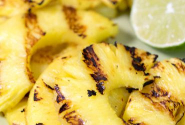 Grilled Pineapple Wrapped in Prosciutto Is Your New Go-To Appetizer