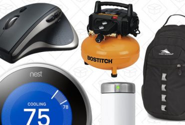Today's Best Deals: Early Prime Day, Logitech Gold Box, High Sierra Bags, and More