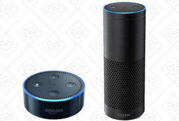 The Echo and Echo Dot Are Both on Sale For Some of the Best Prices Ever