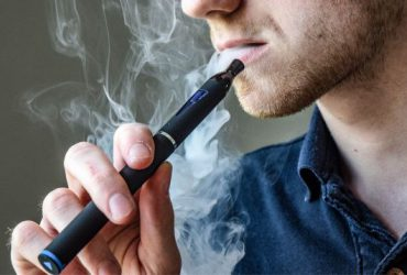 PSA: Secondhand E-Cigarette Vapor Is Unhealthy for Everyone, Especially Kids