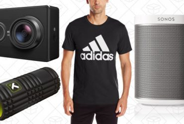 Sunday's Best Deals: Adidas Apparel, SONOS, Yi Action Cam, and More