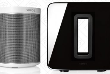 Start Or Expand Your SONOS Collection With a Pair of Rare Discounts