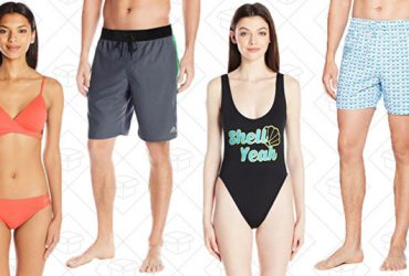 Beat the Heat With Amazon's One-Day Swimwear Sale