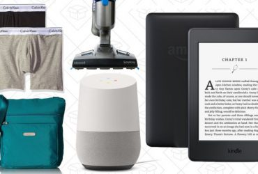 Sunday's Best Deals: $80 Kindle Paperwhite, Calvin Klein, Google Home, and More
