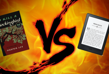 Sunday Showdown: Used Kindle vs Trashy Paperback