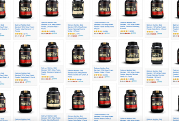 Buy All the Protein You Could Possibly Need During This One-Day Amazon Sale