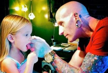 Get Your Kid's Ears Pierced at a Tattoo Shop Because They Know What They're Doing