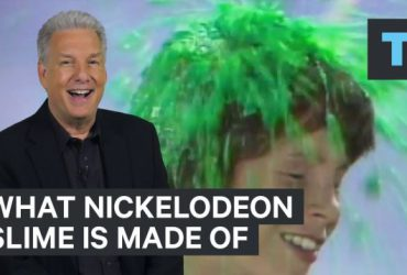 How to Make Classic Nickelodeon Slime, According to Double Dare Host Marc Summers