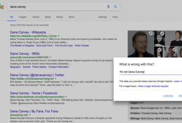 See an Incorrect Google Result? Here's How to Fix It