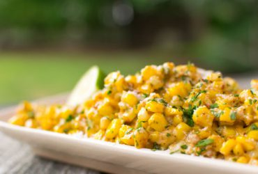 Savor the Summer With Mexican Street Corn