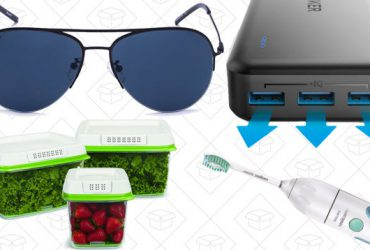 Monday's Best Deals: Polarized Sunglasses, Rubbermaid FreshWorks, Philips Hue, and More