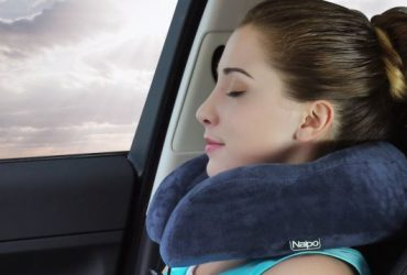 This $13 Memory Foam Pillow Makes Travel A Little Less Awful