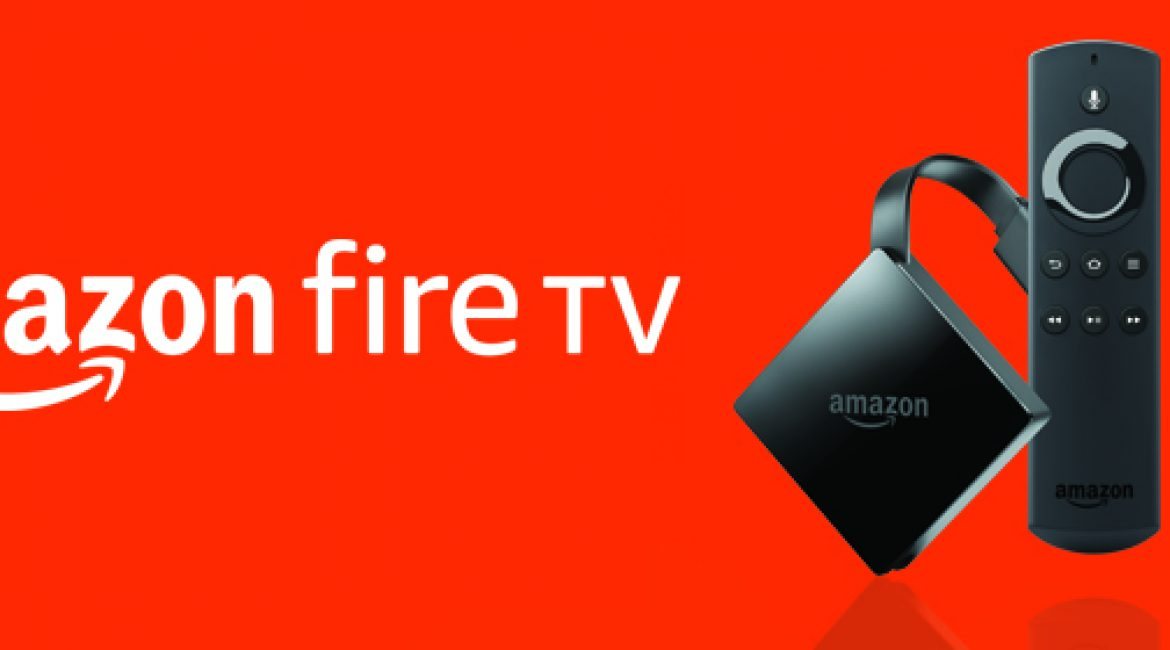 Introducing the All-New Amazon Fire TV with 4K Ultra HD and HDR