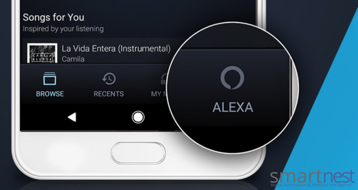 Amazon adds Alexa voice control to the Amazon Music app
