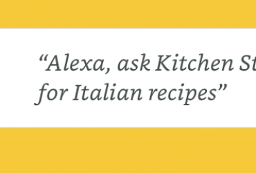 Kitchen Stories Enhances Its Alexa Cooking Skill for Echo Show