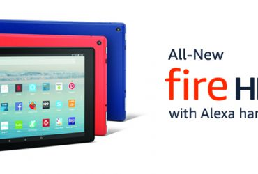 The All-New Fire HD 10 with Alexa Hands-Free is Now Shipping