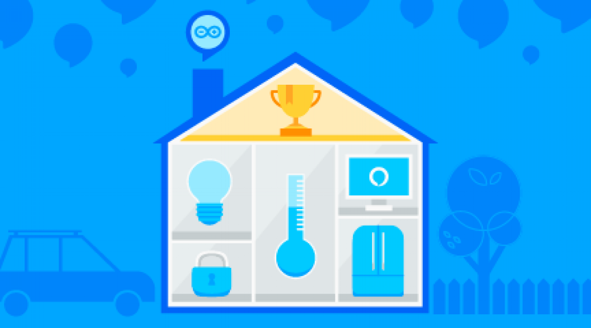 Announcing the Alexa and Arduino Smart Home Challenge on Hackster.io