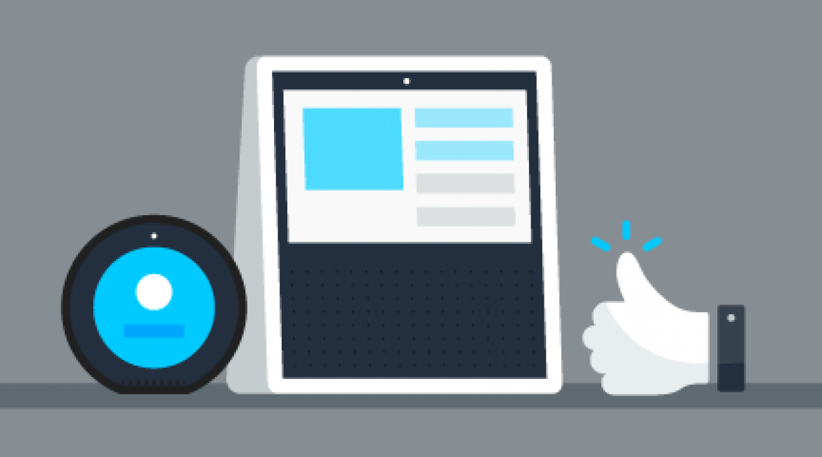 Building for Echo Show and Echo Spot: VUI & GUI Best Practices