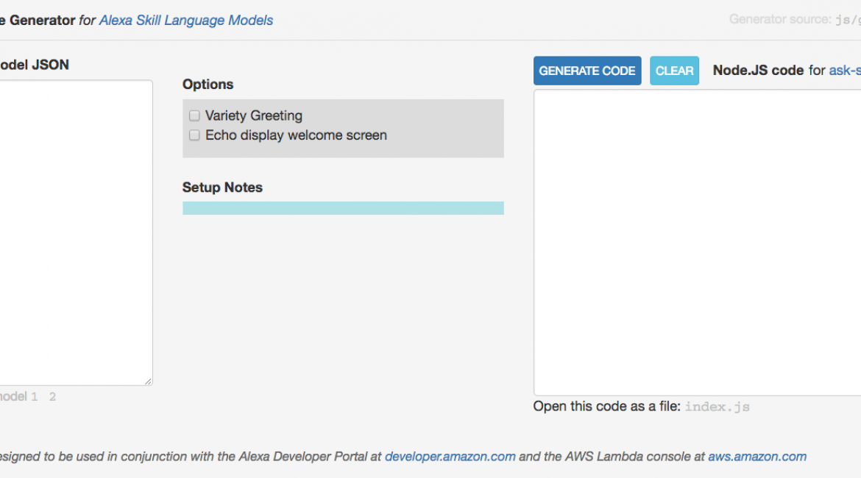Developer Tools to Help You Build Alexa Skills