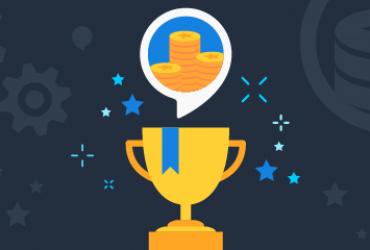 Alexa スキルチャレンジに参加しよう:賞金総額120,000ドル超のスキル内課金コンテスト