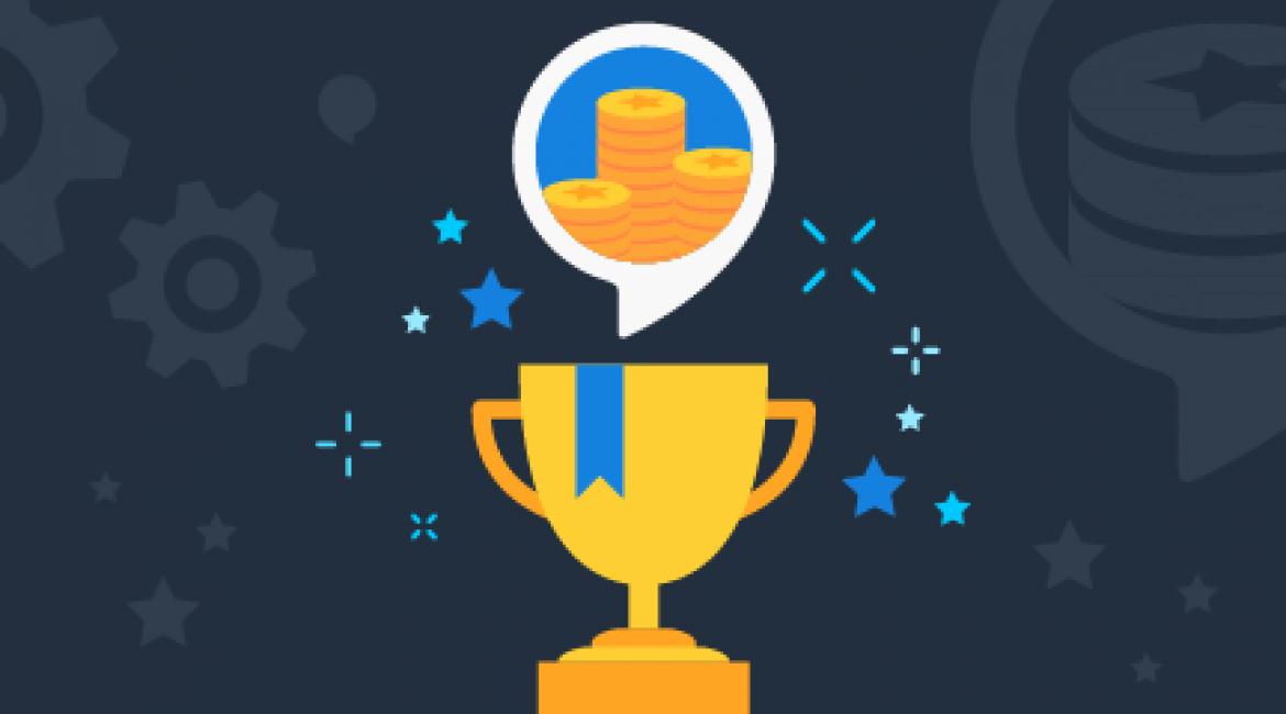 Enter the Alexa Skills Challenge: In-Skill Purchasing to Compete for Over $120,000 in Prizes