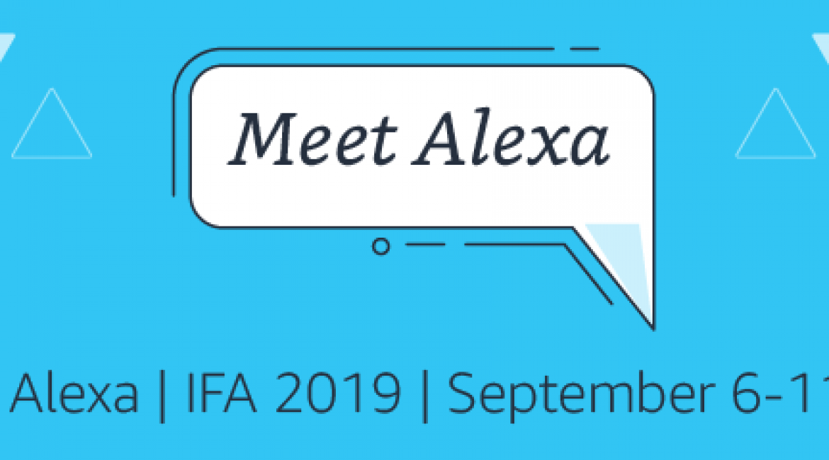 New AVS Developer Solutions at IFA 2019