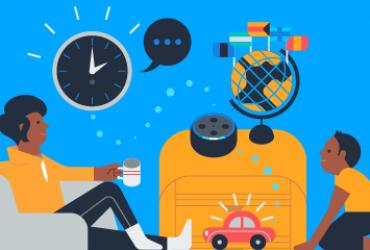 Alexa Gadgets Toolkitでガジェット、ゲーム、スマートトイを開発できるようになりました