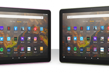 New Fire HD 10 tablets and Fire OS split screen feature
